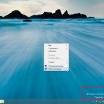 Убираем надпись: пробный период в Windows 8