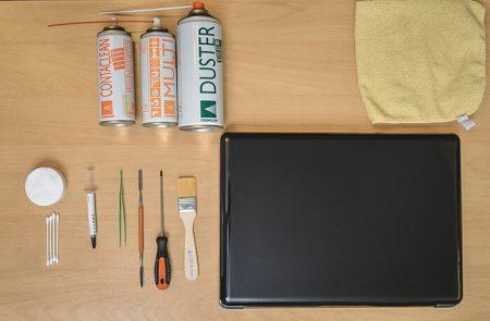 Как почистить ноутбук в домашних условиях