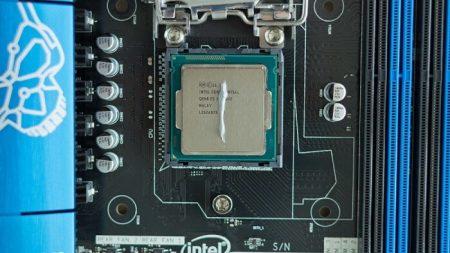 Как правильно наносить термопасту на процессор – метод Intel