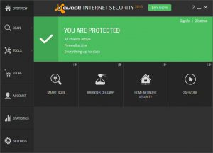 Аvast! Internet security