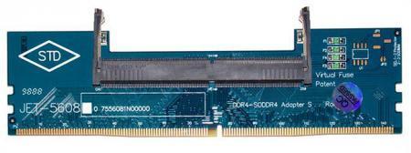 Переходник с DIMM на SO-DIMM