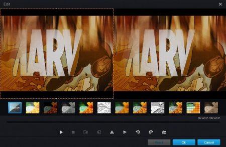 Настройка параметров видео