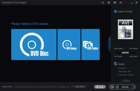 Различные источники DVD