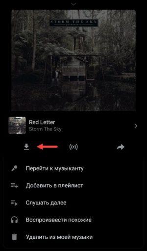VTosters – слушаем музыку Вконтакте без ограничений