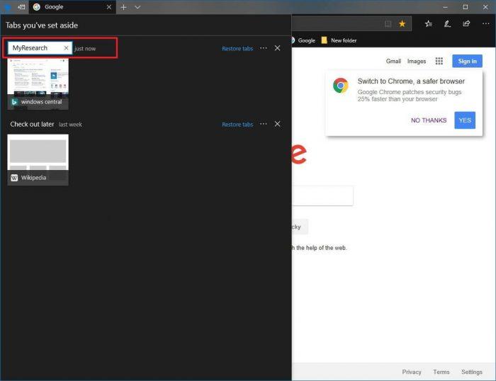 6 вещей в новом браузере Microsoft Edge Chromium