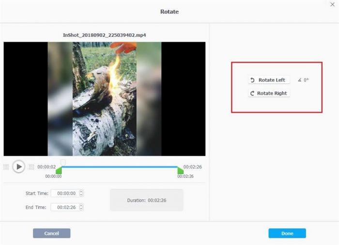 VideoProc – видео конвертер