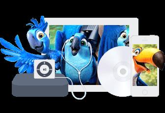Что еще умеет MacX DVD Ripper Pro