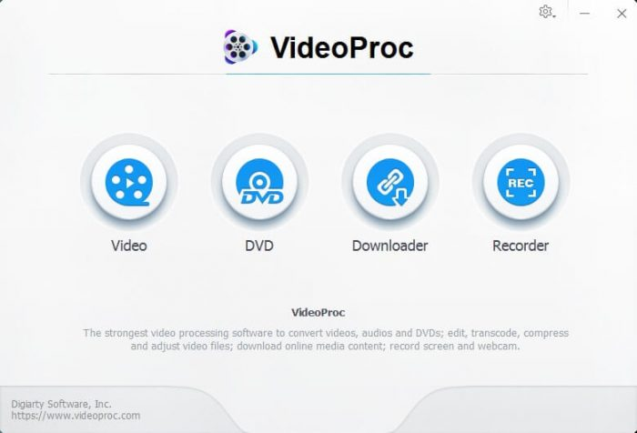 Зачем нужен конвертер VideoProc