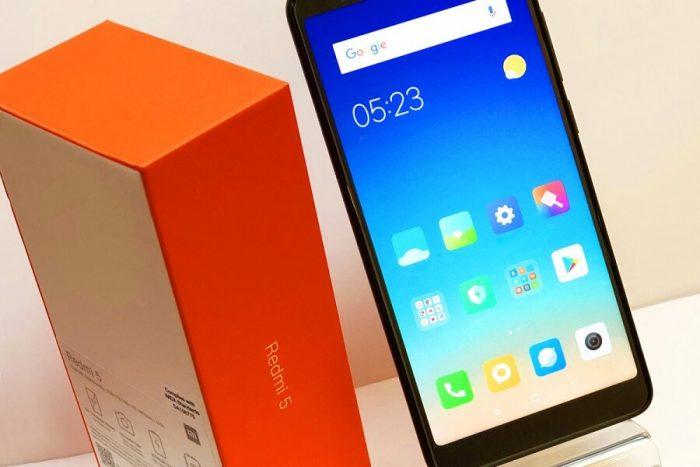 Особенности Xiaomi Redmi 5