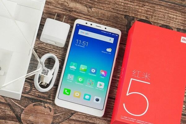 Особенности телефона Xiaomi Redmi 5