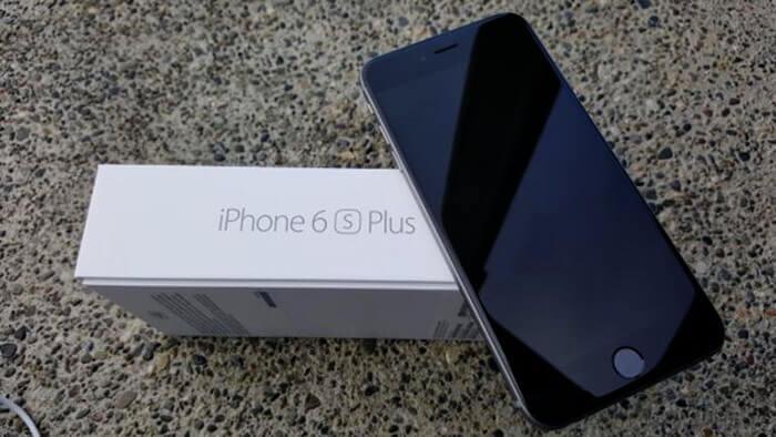 Смартфоны iPhone 6s Plus в официальном магазине Apple Reseller