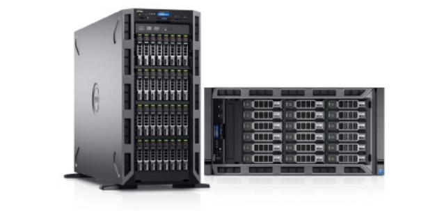 Характеристики мощного сервера Dell Poweredge T630