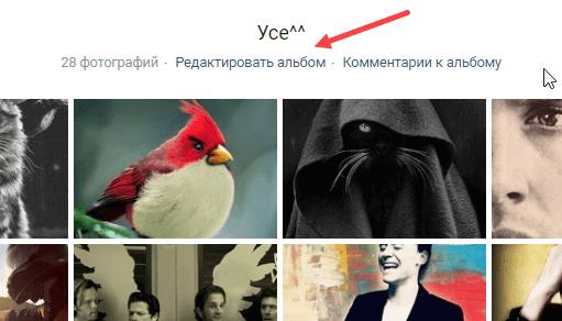 Как удалить фото Вконтакте стандартными инструментами
