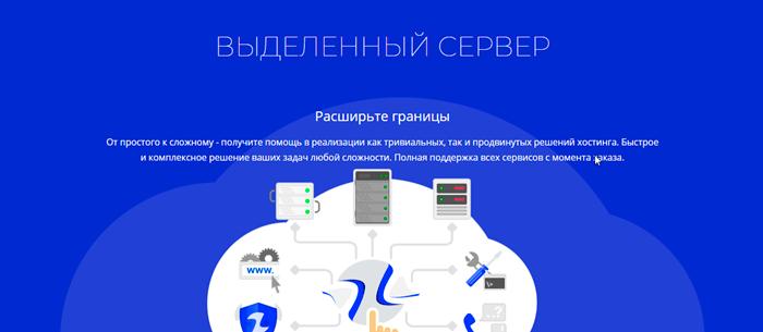 Особенности VPS - виртуального выделенного сервера