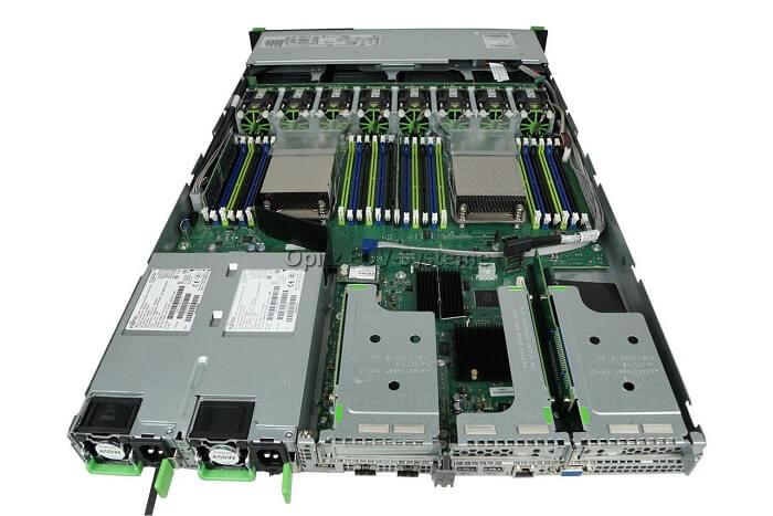 Сервер PRIMERGY RX2520 M4 от Fujitsu - выгодное решение для бизнеса