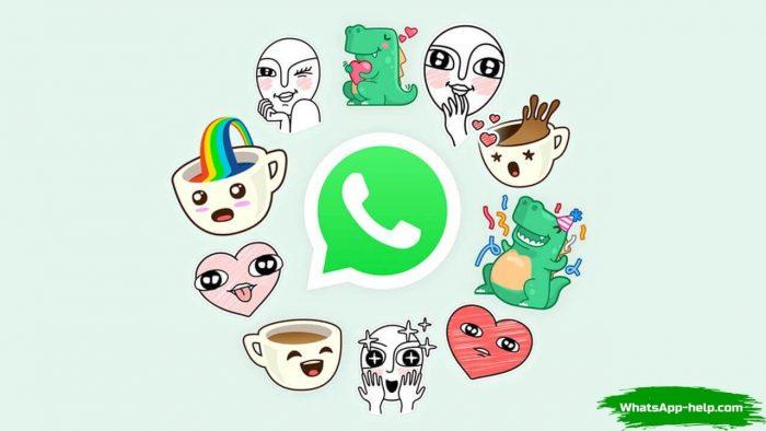 Как добавить стикеры в WhatsApp