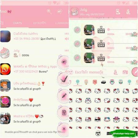 WhatsApp стикеры - интересные комплекты для мессенджера