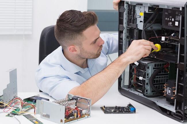 Мастер для компьютера на дому: как происходит обслуживание клиентов