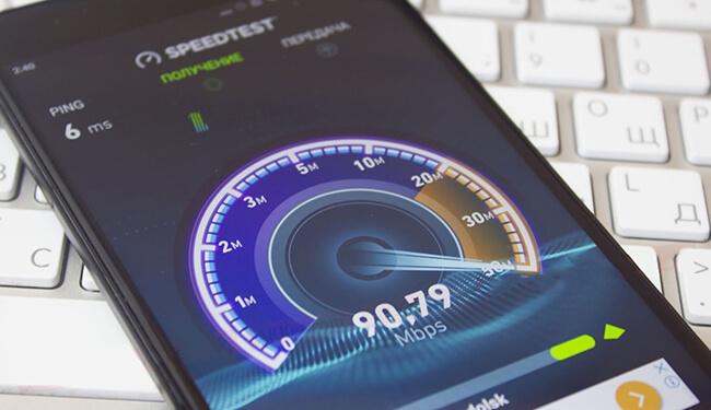 Как увеличить скорость интернета дома