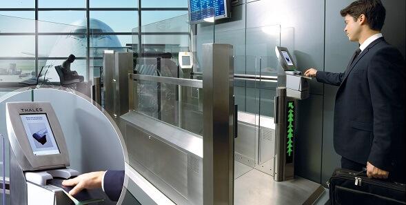 Установка системы контроля управления доступом