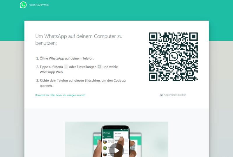 Как скачать Whatsapp Web на компьютер