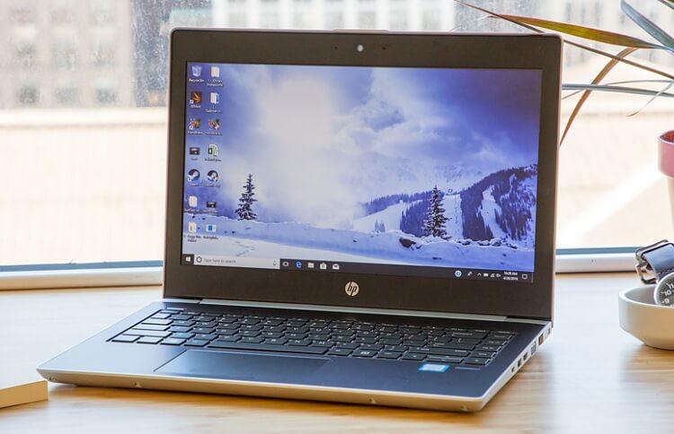 HP ProBook 430 G5 с процессором Core i5