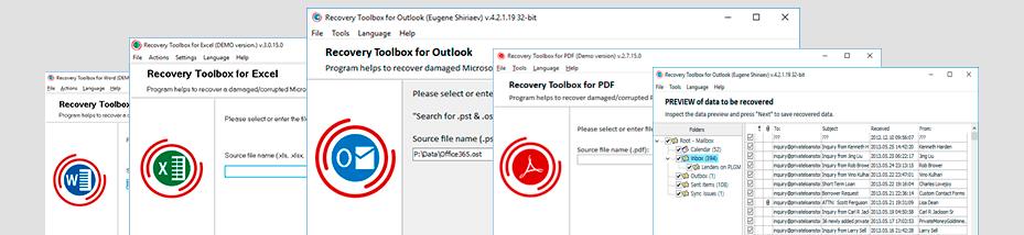 Recovery Toolbox – независимая IT-компания