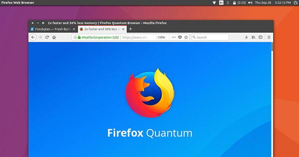 FirefoxQuantum