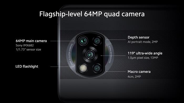 Камеры сравнение Poco X3 и Redmi Note 9 Pro