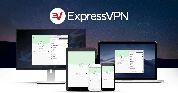 ExpressVPN – расширение для защиты действий в Интернете