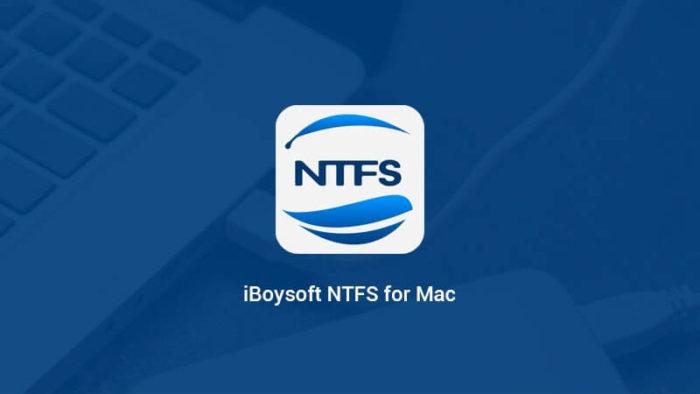 iBoysoft NTFS для Mac — лучшее решения для управления NTFS-дисками