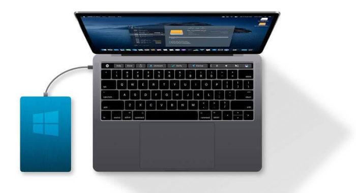 Начало с iBoysoft NTFS для Mac