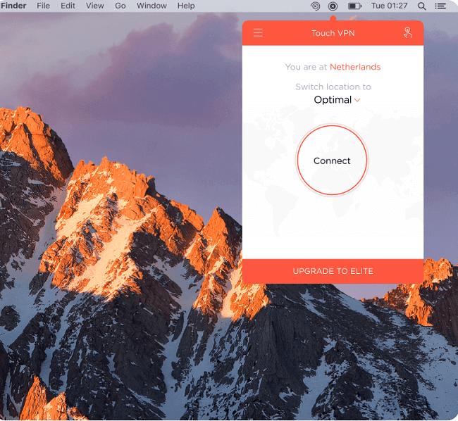 Touch VPN – расширение для Google Chrome и Firefox