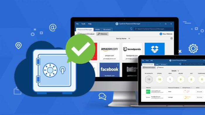Webpass.pro — программа для хранения паролей для компаний