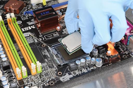 Какие существуют виды ремонта в компьютерной технике