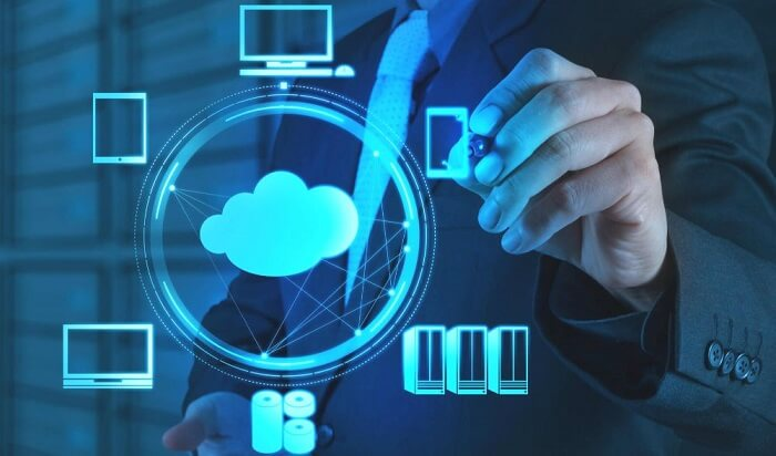 Техническое оснащение облачной АТС