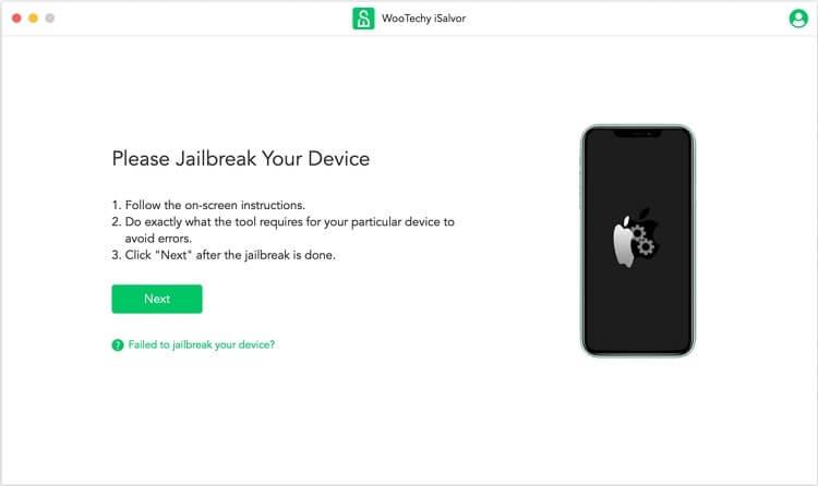 Как сделать джейлбрейк iPhone с помощью iSalvor
