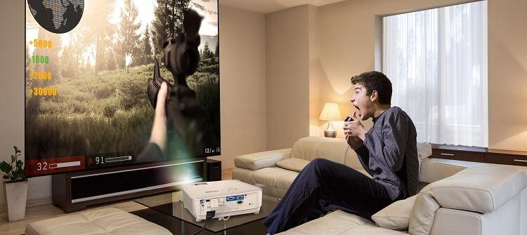 Как выбрать игровой проектор – возможности и ограничения