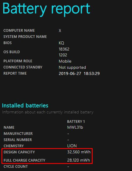 Как заменить батарею ноутбука
