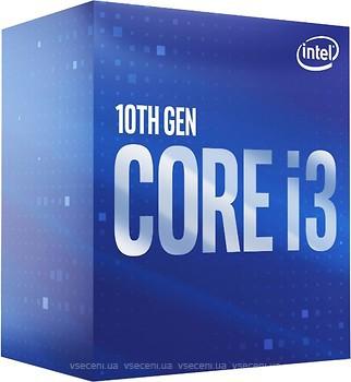 Intel Core i3-10105 Comet Lake 3700Mhz Box