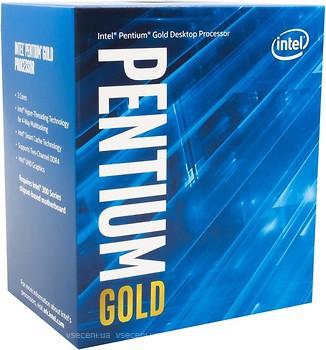 Intel Pentium Gold G6405 Comet Lake 4100Mhz Box