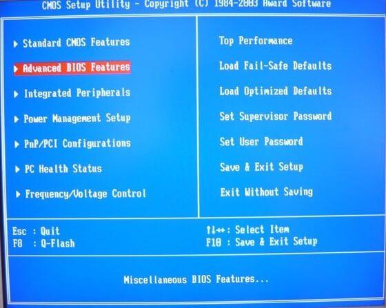 Как установить Windows XP