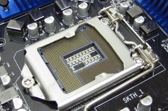разъем процессора