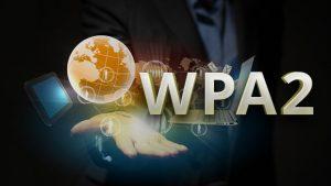 шифрование wpa2