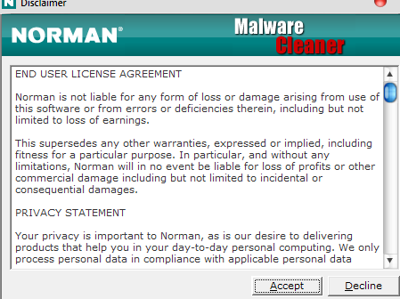 Norman_Malware_Cleaner