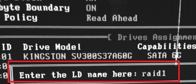 RAID-massiv-5