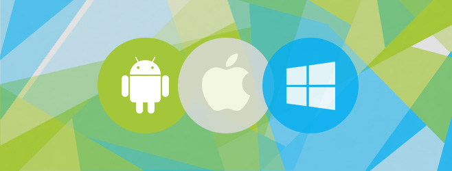 Android-iOS-Windows