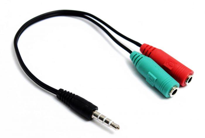 Как вход для микрофона сделать для наушников