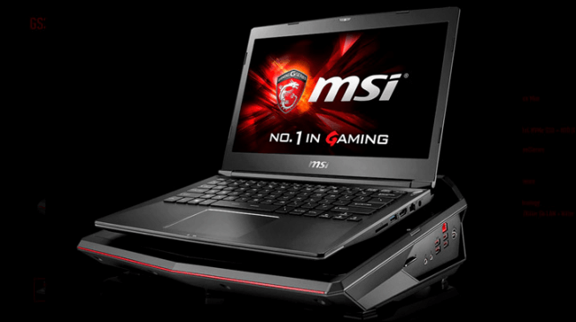 MSI Gaming Dock