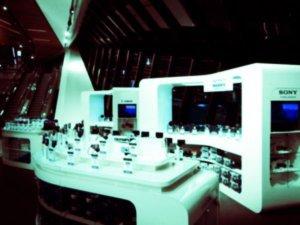 Современный магазин электроники